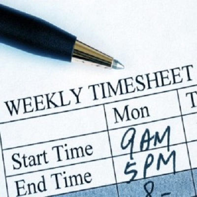 How to keep track of your employee's timesheets through an Excel Spreadsheet