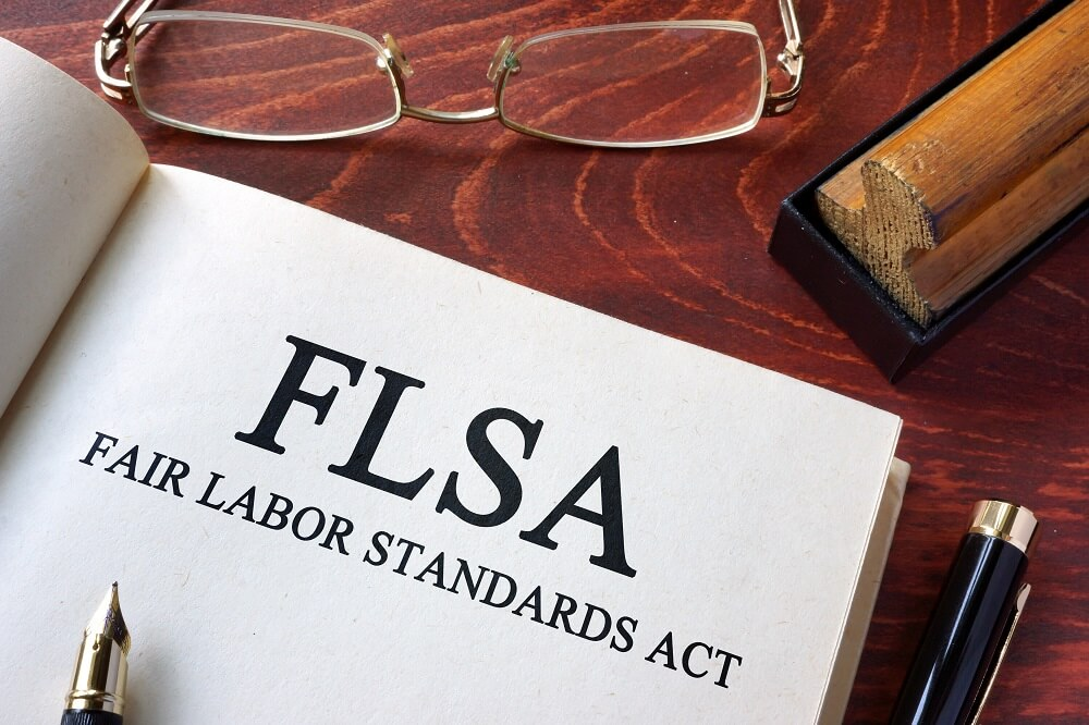 the fair labor standards act The flsa establishes minimum wage, overtime pay, recordkeeping, and youth  employment standards affecting employees in the private sector and in federal,.