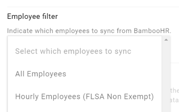 TimeWorksPlus-BambooHR-Integration-Employee-Filter