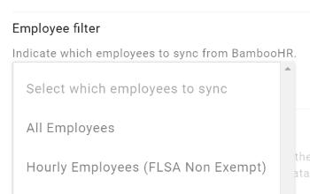 TimeWorksPlus-BambooHR-Integration-Employee-Filter