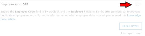 TimeWorksPlus-BambooHR-Integration-Employee-Sync