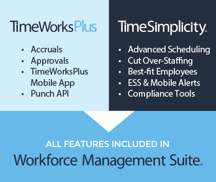 workforce management suite