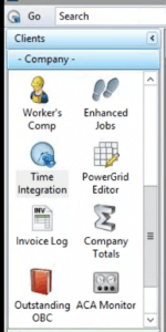 Execupay Time Integration Enablement
