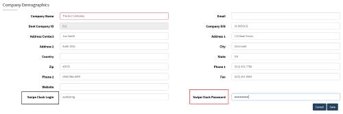 thinkware - timeworksplus and dnet2.0 integration screenshot