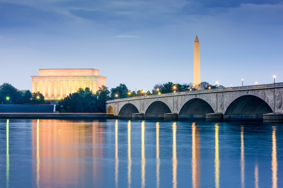 Washington D.C. Passes Paid Family Medical Leave starts 2019