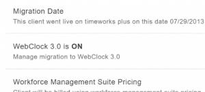 TimeWorksPlus WebClock 3.0