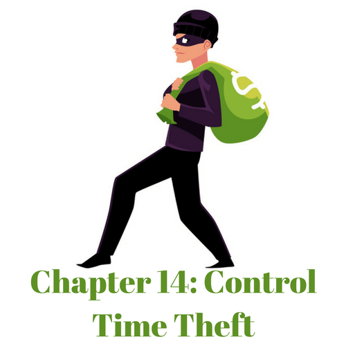 Control Time Theft