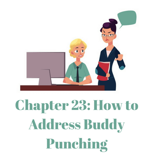 How to Address Buddy Punching