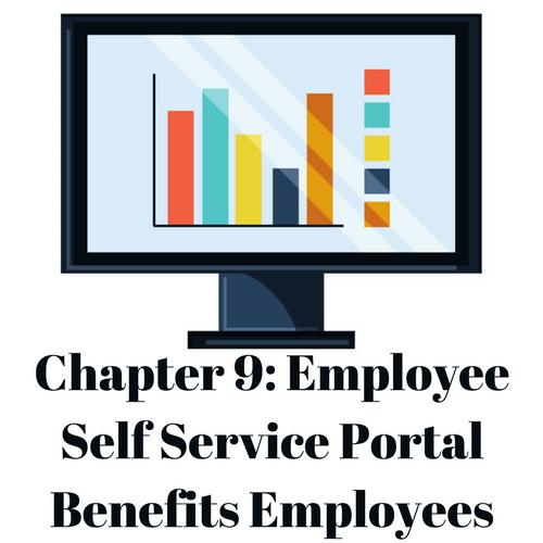 Employee self service portal benefits employees