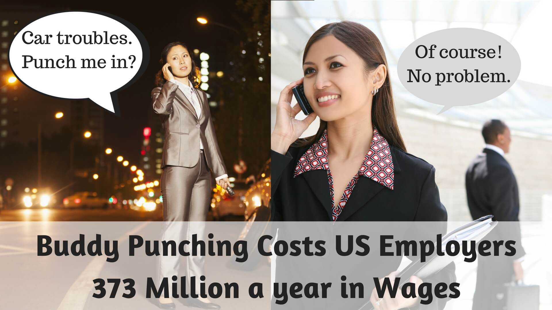 Buddy Punching is Costing Your Company & How to Stop It