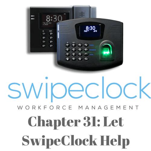 Let SwipeClock Help
