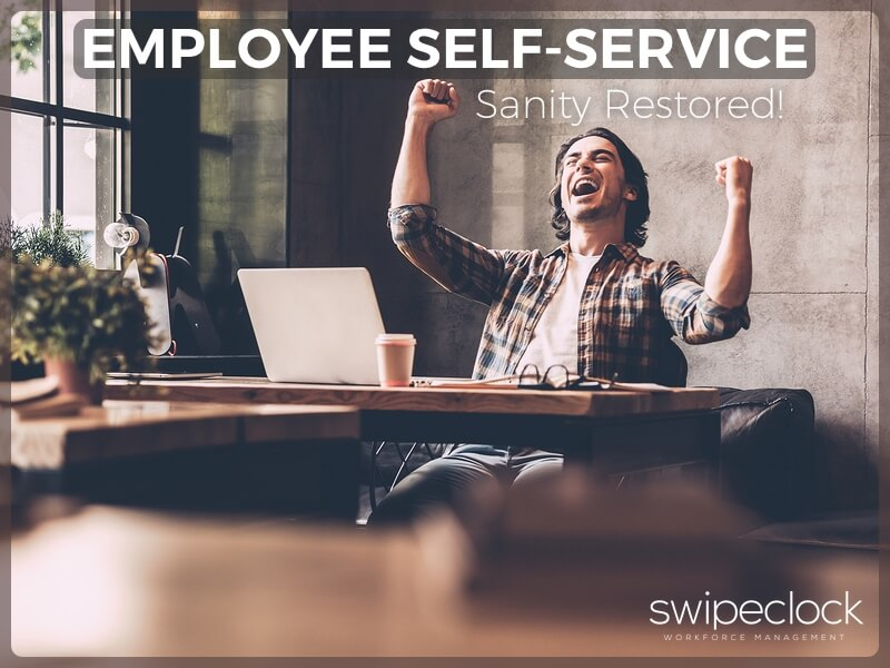 employee self-service HR