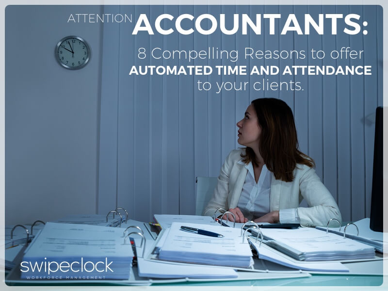 time and attendance for accountants