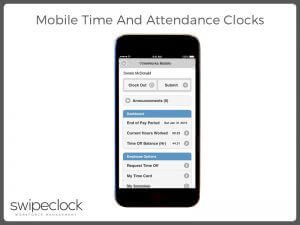 mobile time clock