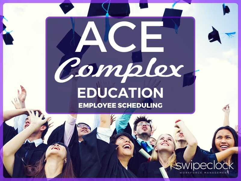 Staff Scheduling Software Aces Complex Education Employee Scheduling