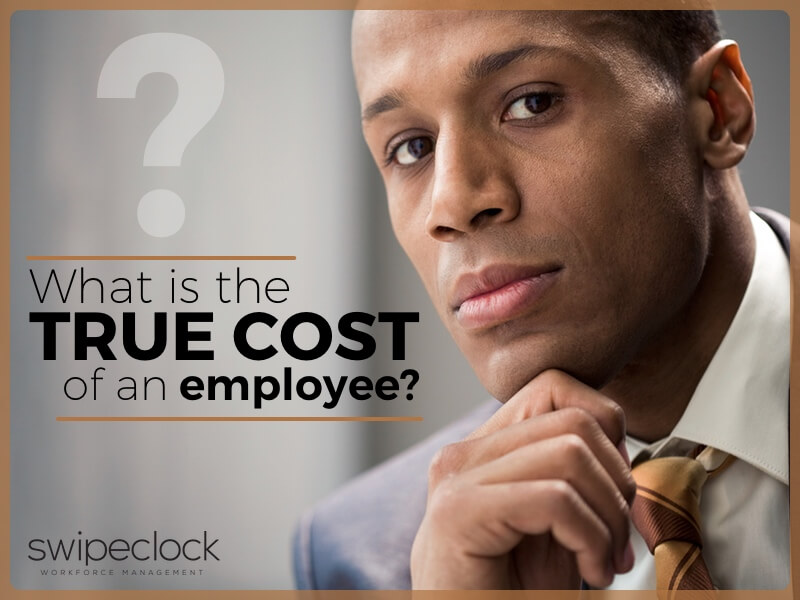 What Is The Cost Of An Employee In 2019?