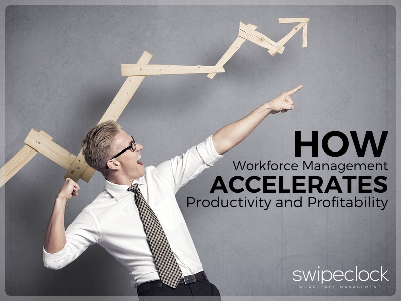 workforce management accelerates productivity and profitability