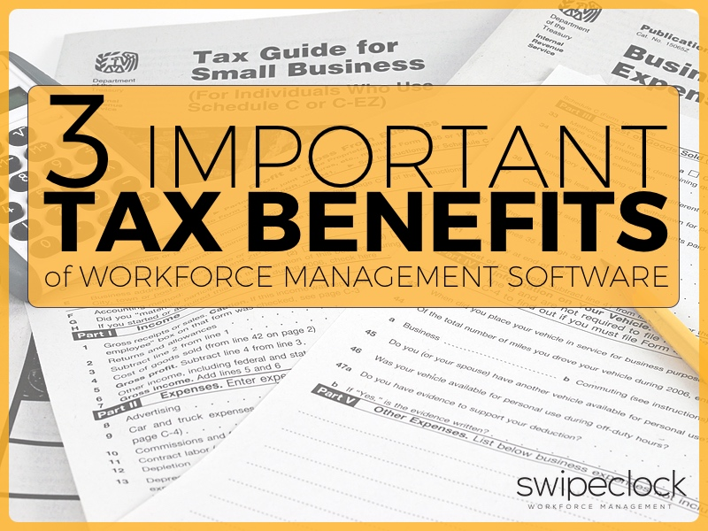 tax preparation with workforce management software