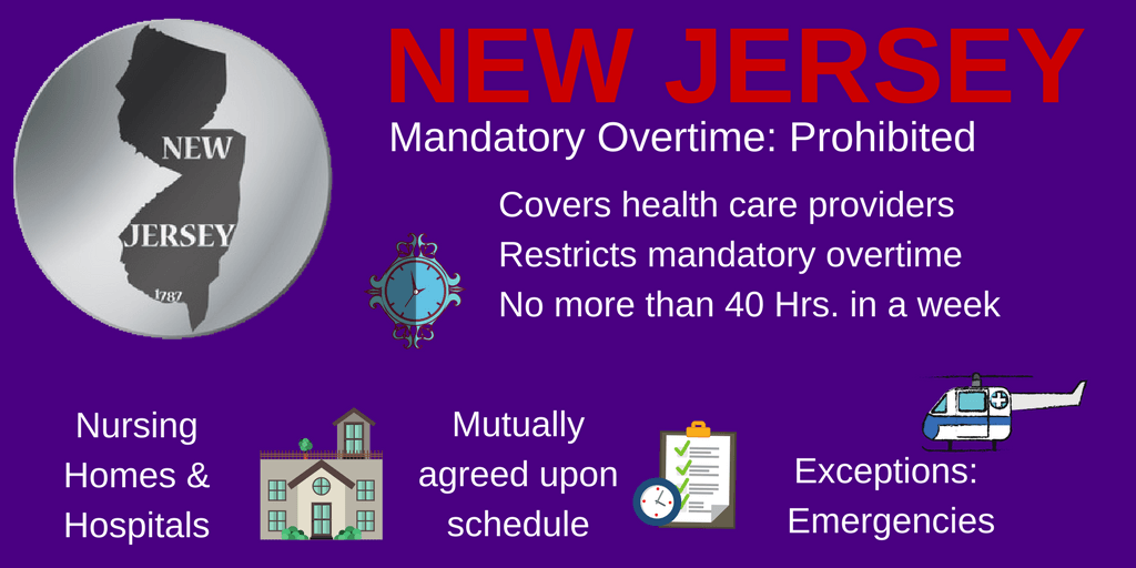 Mandating nurses in new jersey