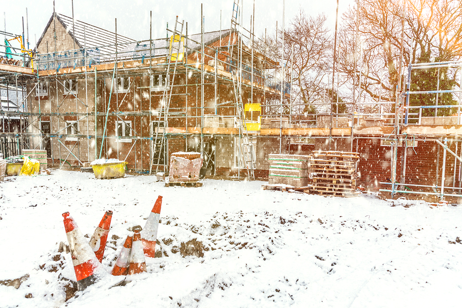 managing your construction workforce in bad weather