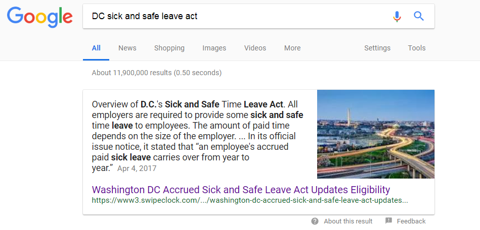 Google Answer Boxes: An in-depth approach to what we told Forbes.
