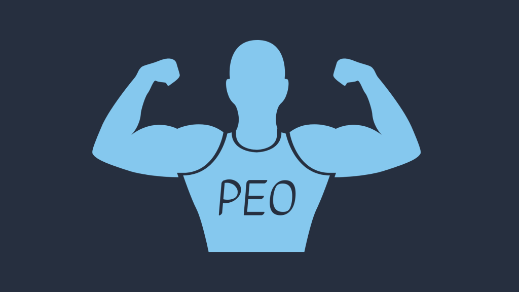 The effects of a PEO on a small business