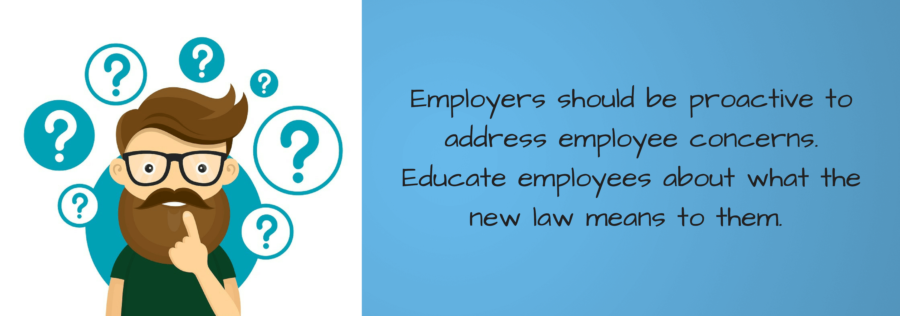 Employers should communicate and educate employees about Union due changes infographic