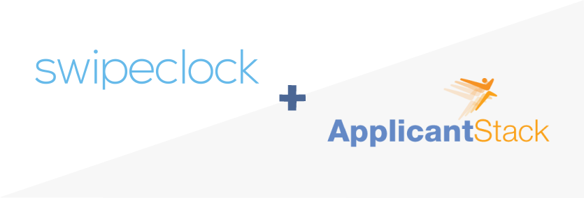 SwipeClock Acquires ApplicantStack