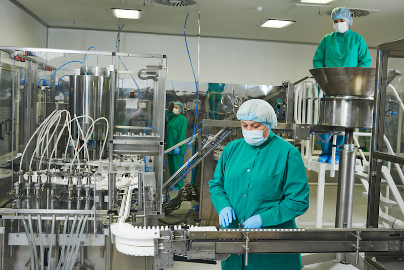 manufacturing employee scheduling