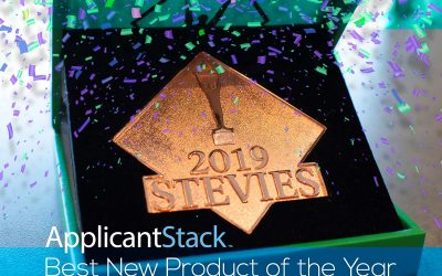 SwipeClock's ApplicantStack Recruit Wins Stevie Award for Best New Product of the Year