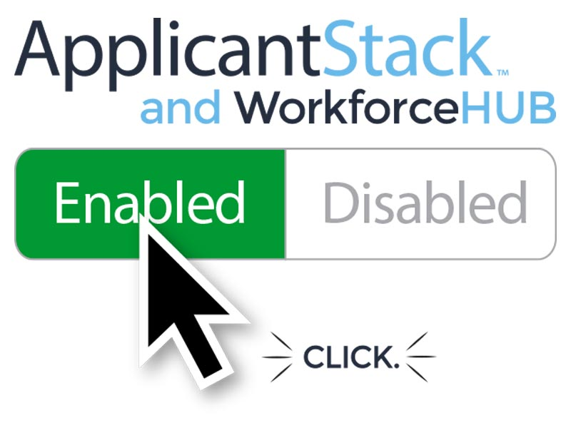 WorkforceHUB Now Has ApplicantStack Applicant Tracking!