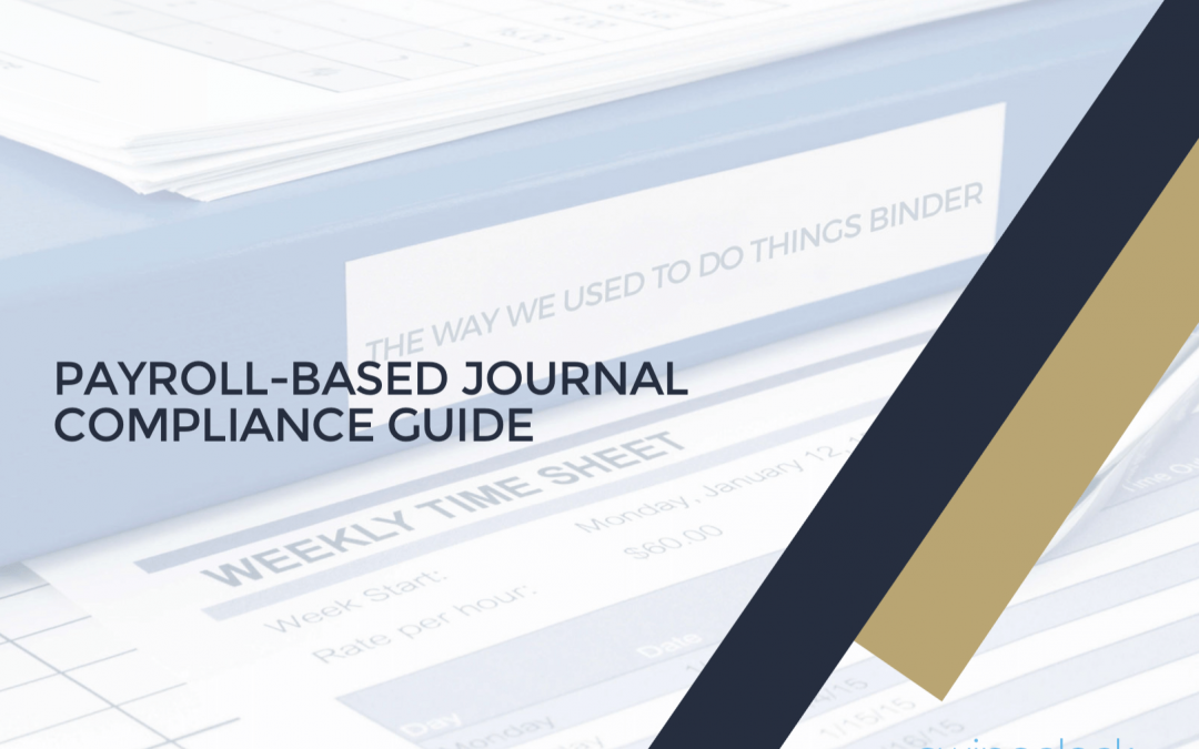 Payroll-Based Journal for Skilled Nursing Facilities Essential Guide for Streamlining Compliance