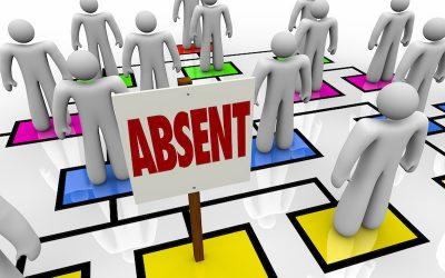 Destructive Employee Absenteeism? Improve Your Attendance Tracking.