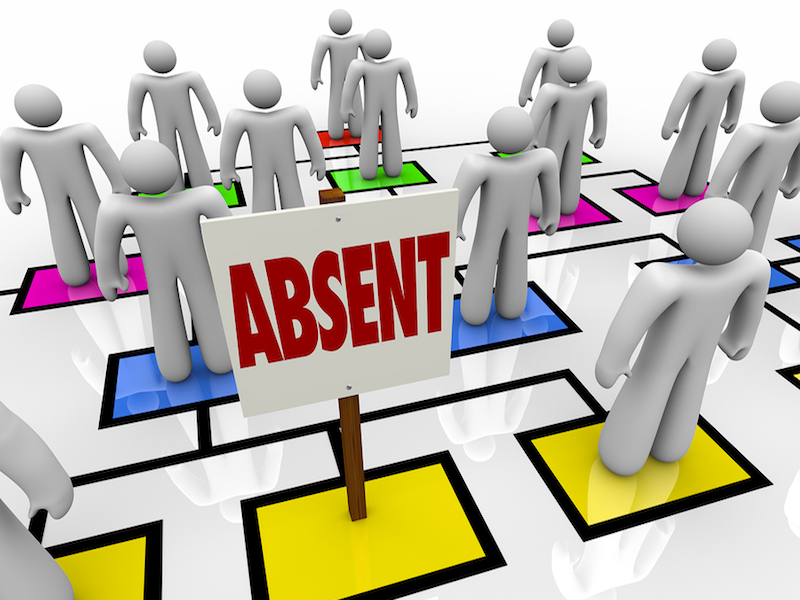 Destructive Employee Absenteeism? Improve Your Attendance Tracking.