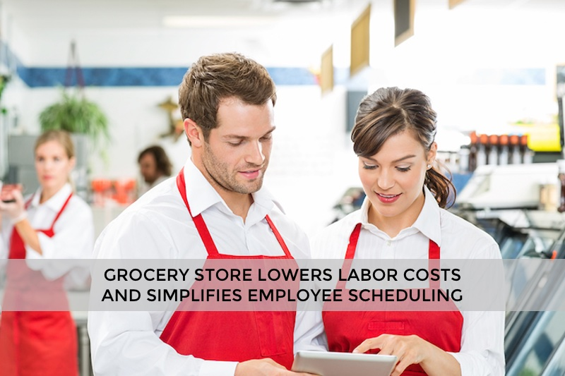 grocery employee WFM solution