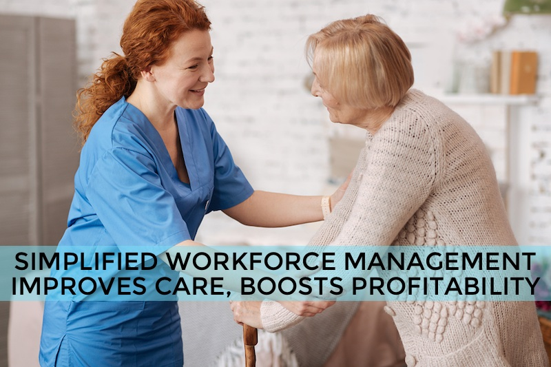 scheduling tool for home health agency staff South Jordan