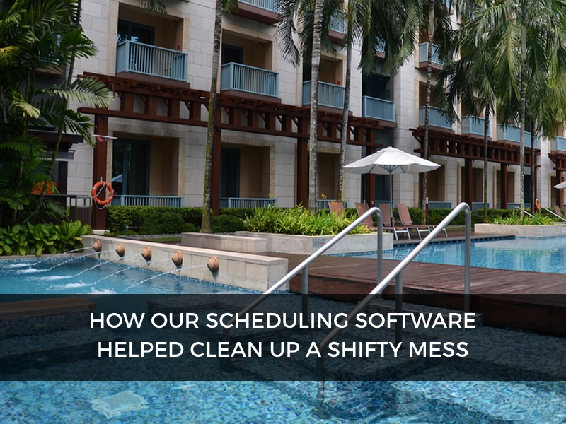 hotel employee scheduling system review