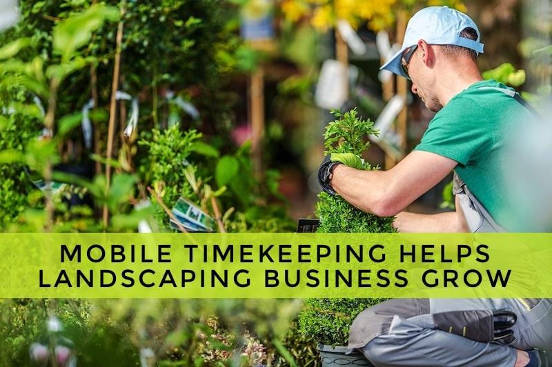 workforce management apps for landscaping business South Jordan
