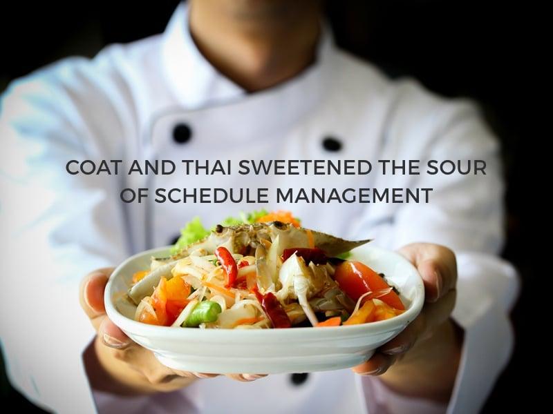 restaurant employee scheduling system