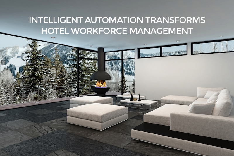 hotel workforce management South Jordan