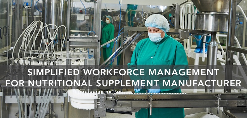 manufacturing employee scheduling South Jordan
