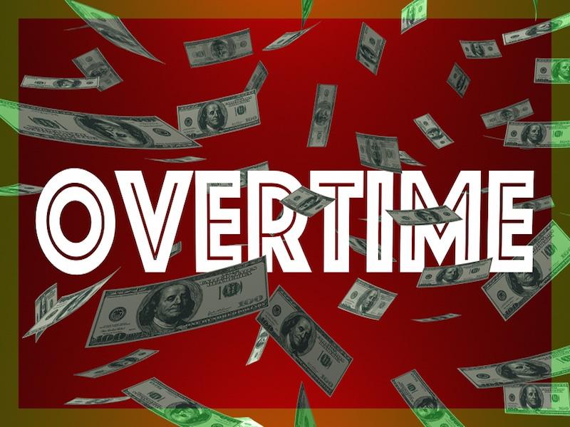 overtime auto-alerts South Jordan