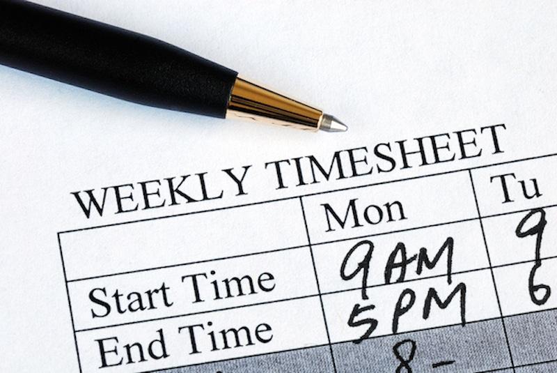 Swipeclock employee timekeeping